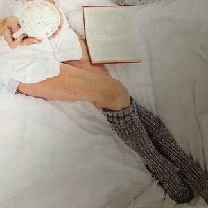 Accessories - RichardPoorer-Over The Knee Texturized Socks(5-10)